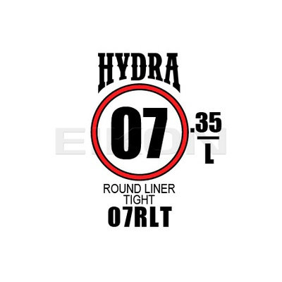 "Иглы Hydra контурные ""Hydra Round Liners - Tight - 07"""