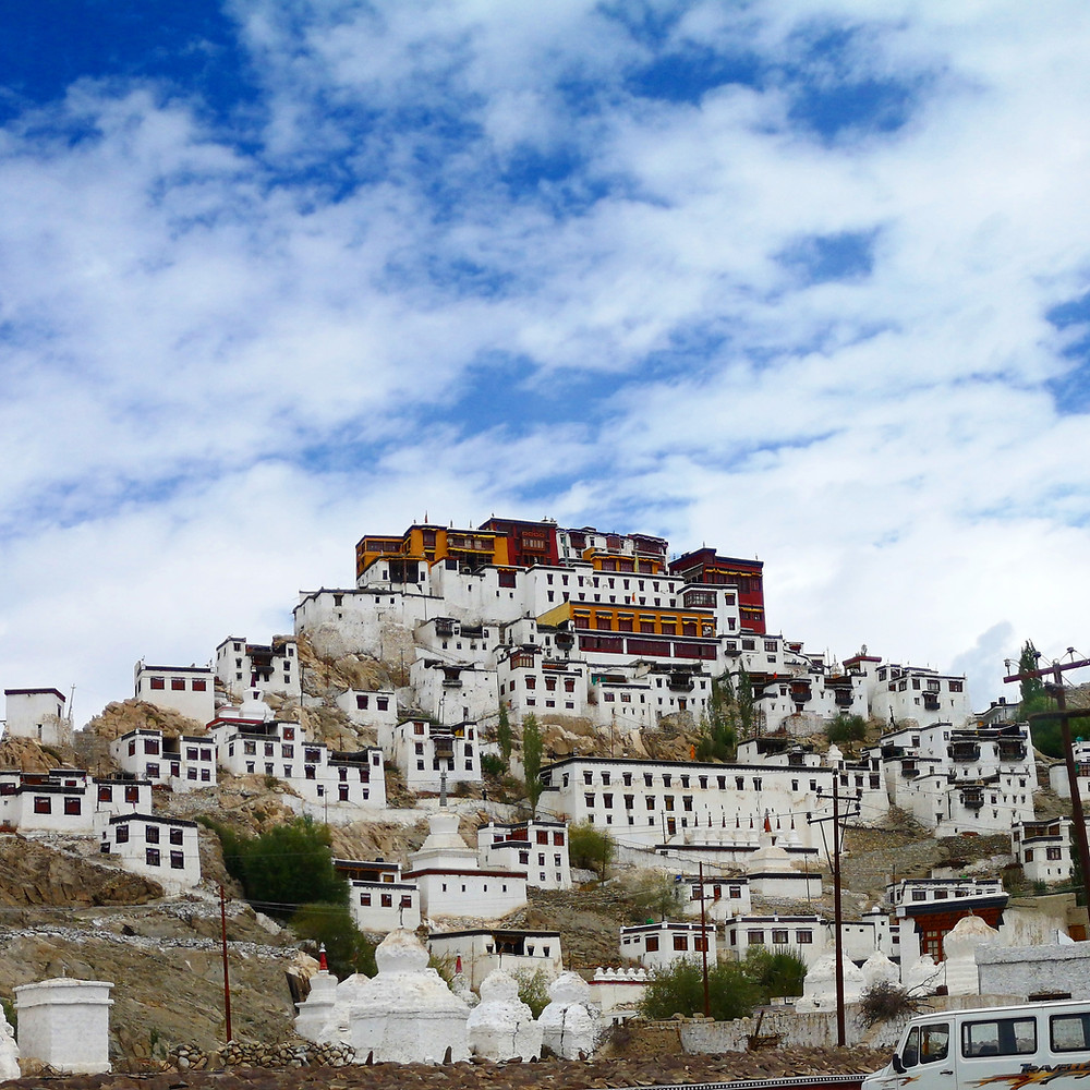 Little Tibet in Leh, India