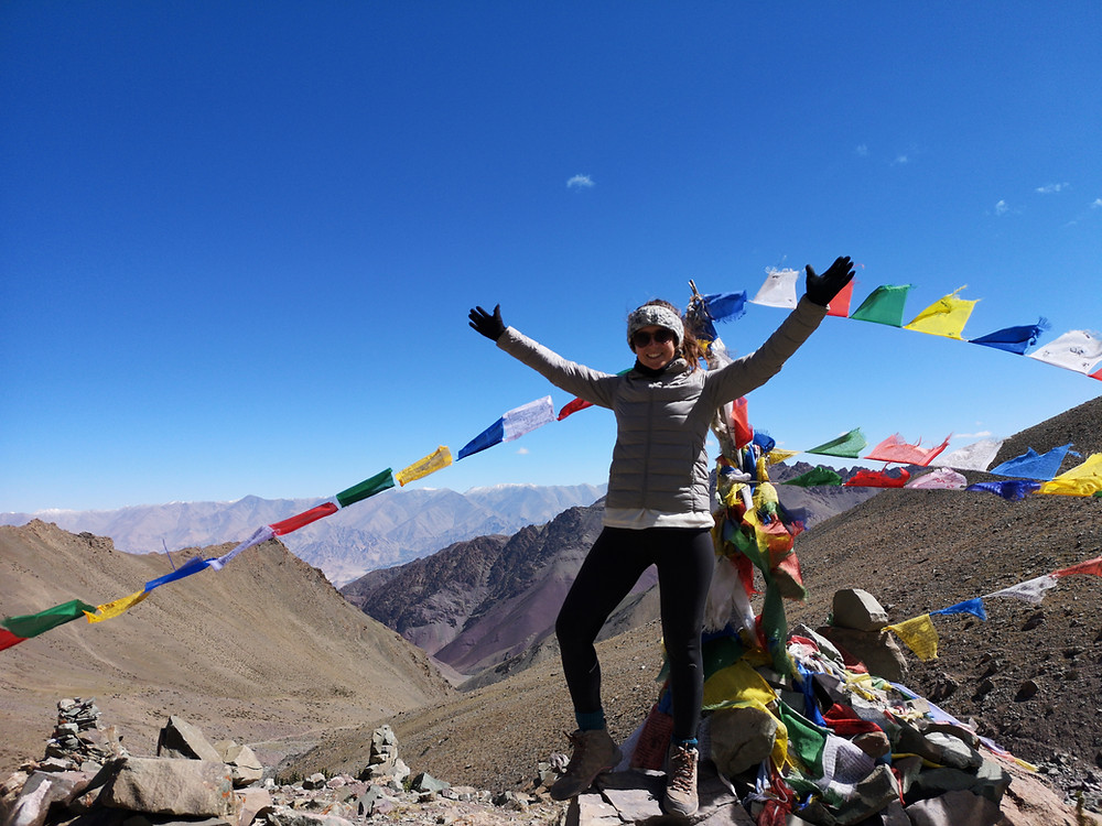 Stok Kangri Base Camp (5,000m)