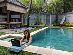Living The Dream: Life As A Digital Nomad In Bali