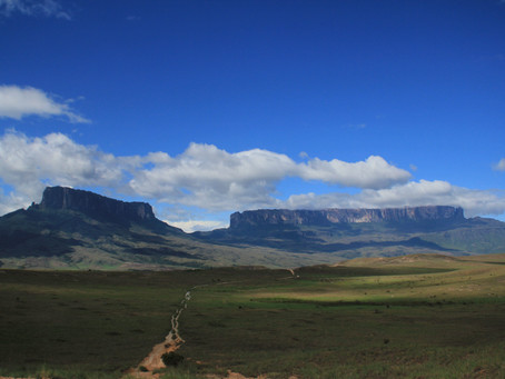 Climbing Roraima: The Lost World