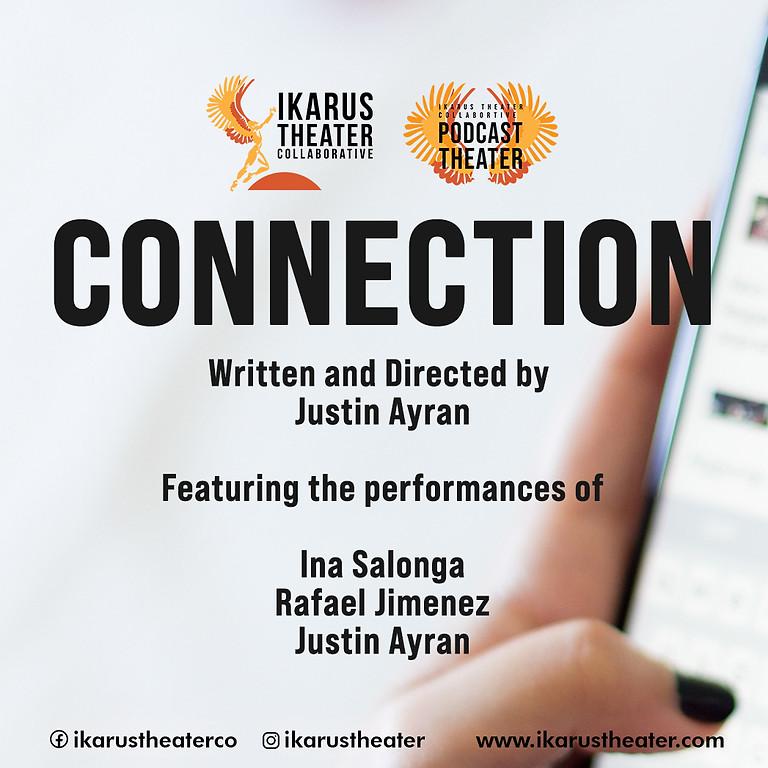 """TTS Virtual Fringe Fest: """"Connection"""""""