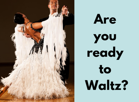 Are you ready to Waltz?