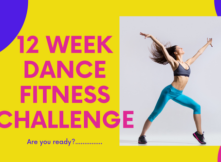 The 12 Week Dance Fitness Challenge