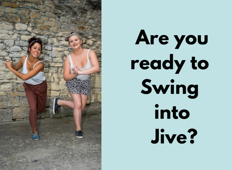 Are you ready to Swing into Jive?