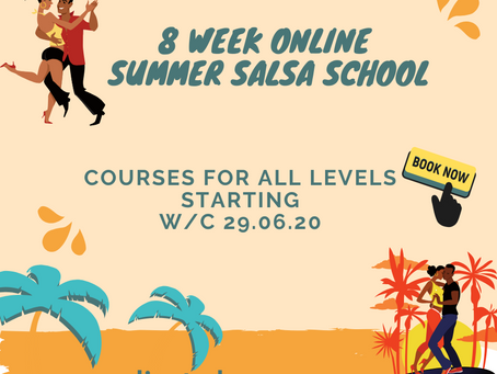 Online Summer Salsa School 2020