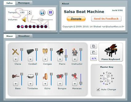Understanding the salsa music rhythm for salsa dancers