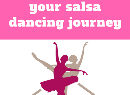 Understanding your salsa dancing journey