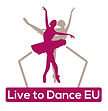 Live to Dance EU Logo