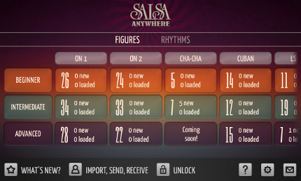 Recording your salsa classes on video