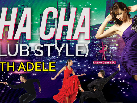 Introduction to Club Style or Latino Style Cha Cha Dance