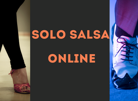 Online Salsa Classes November & December