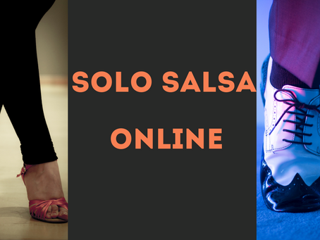 Online Salsa Classes November & December
