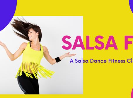 New online Salsa-Fit class