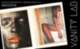 Custom Website + branding for Salons and medspas