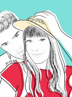 Aitana y Miguel