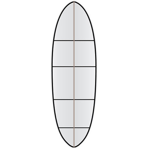 Versatraction Funboards up to 8'