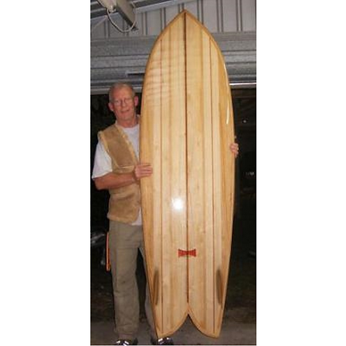"6'10"" KingFish, FREE Global Shipping"