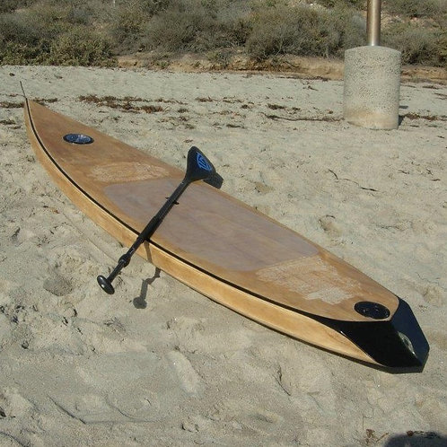 "12' 6"" Bigfoot S&G SUP plans with Global Shipping"
