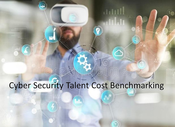 Talent Cost Benchmark - Cyber Security