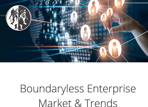 Boundaryless Enterprise Market & Trends