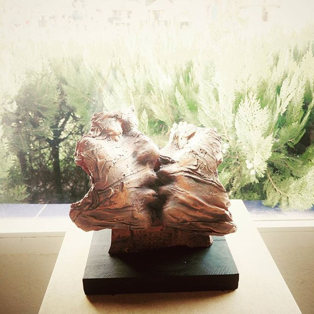 #escultura #scultura #clay #terracota #s
