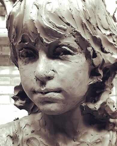 #portrait #art #martinlagares #figurativ