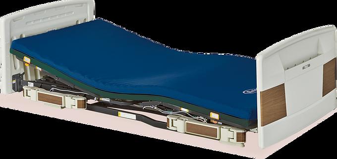 超低床介護用ベッド「ラフィオ」の紹介