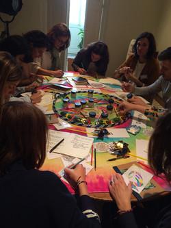 Creativity Workshop at PUIG