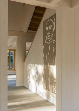 Oak Tree Porch House