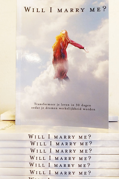Will I marry me? Softcover
