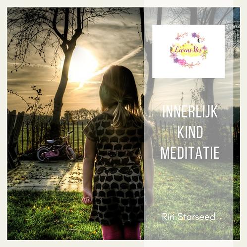 Innerlijke kind meditatie