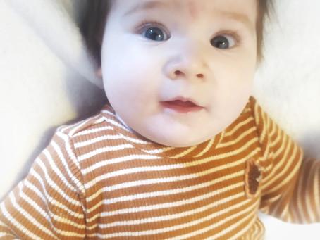Baby's ten tijde van Corona