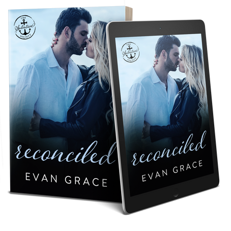 Reconciled is coming March 7th! Read Chapter One now!!!