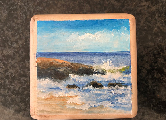 ONE OF A KIND MINI PAINTING