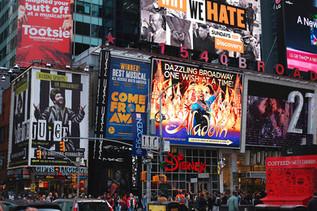 Chantons sous la crise : Broadway à l'heure de la Covid 19
