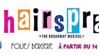Hairspray aux Folies Bergères