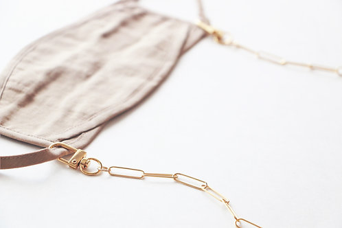 Paperclip Mask Chain