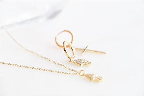 Gold Hamsa Collection