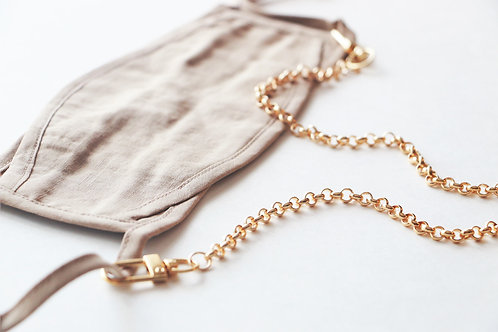 Rolo Mask Chain