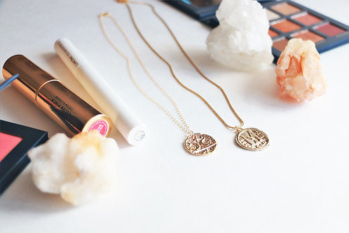 Everyday Coin Necklaces