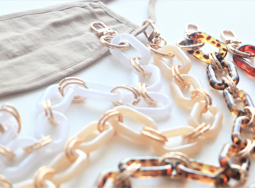 Trendy Mask Chains