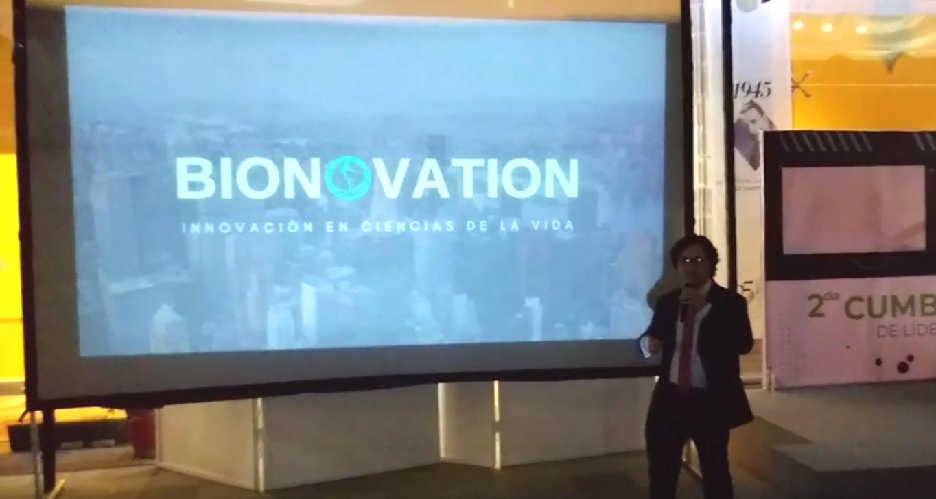 Participación de Bionovation en Allbiotech 2018.
