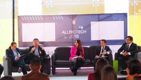 Bionovation participa en la Cumbre Allbiotech 2018.
