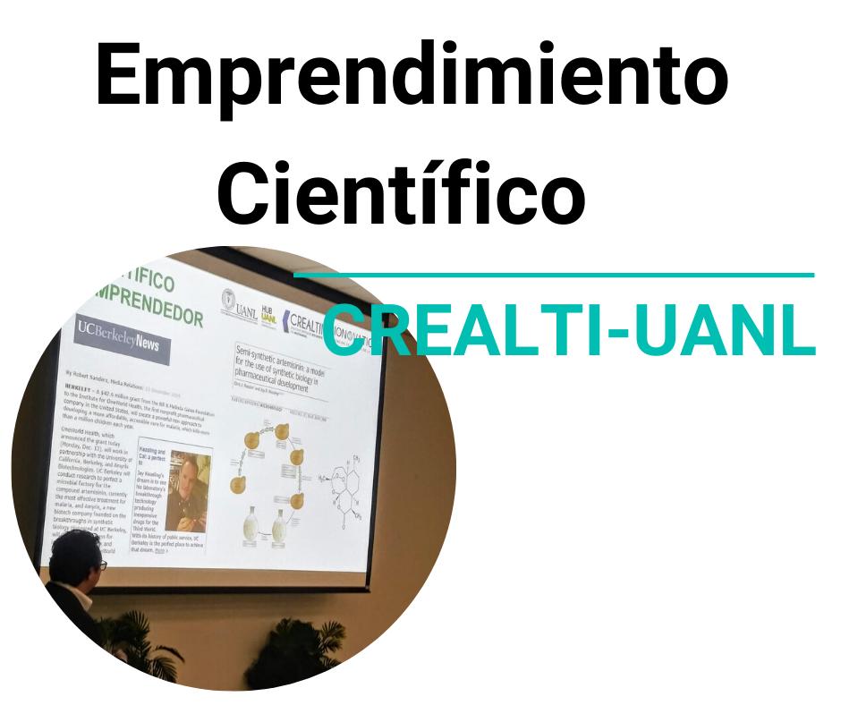 Emprendimiento Científico