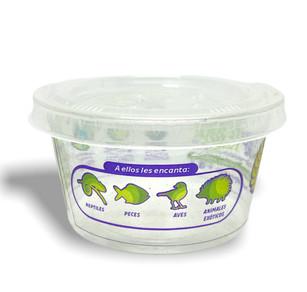 Empaque biodegradable