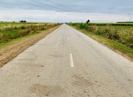 Comme un air de Route 66...