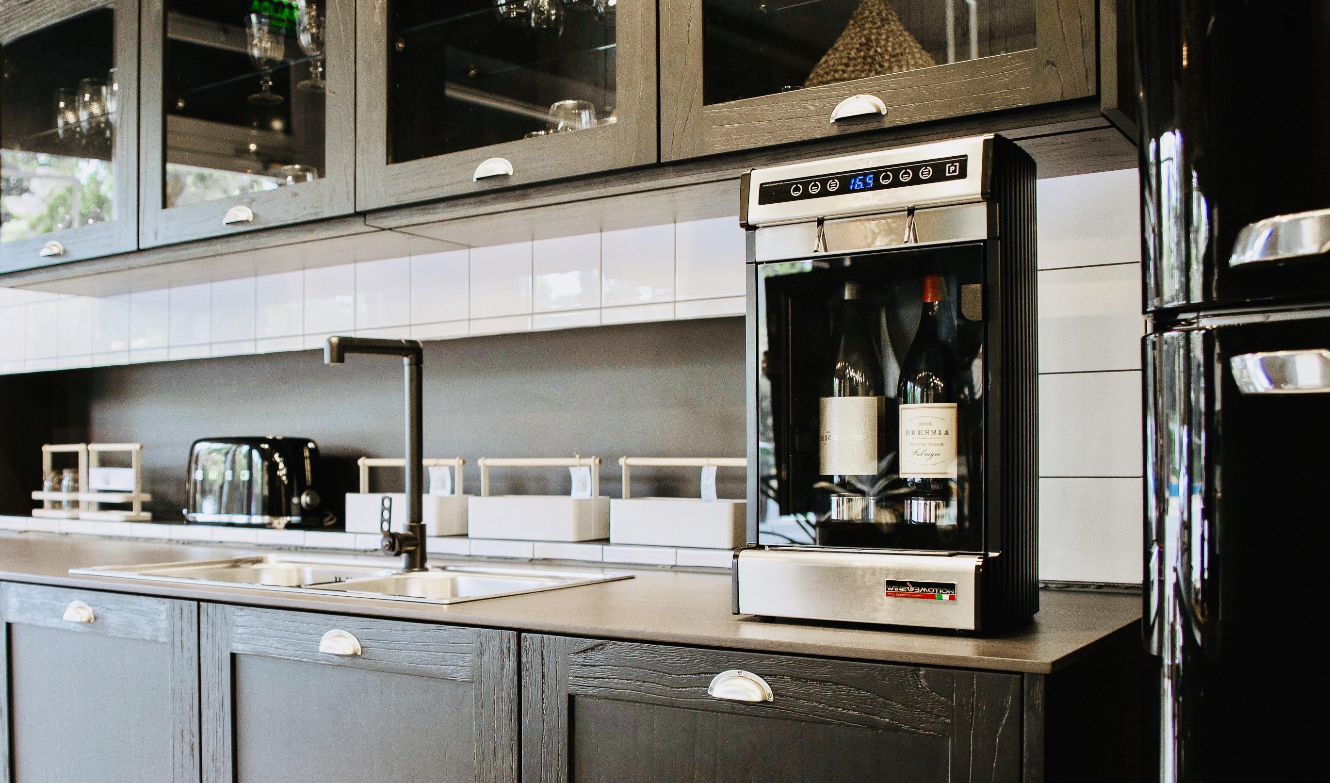 MIA - Le distributeur de vins idéal pour la Maison