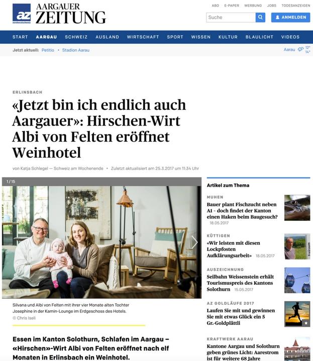Handel Zeitung