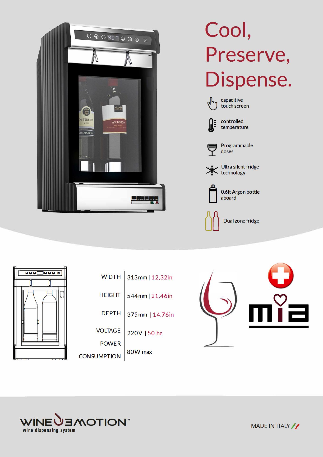 MIA - Details